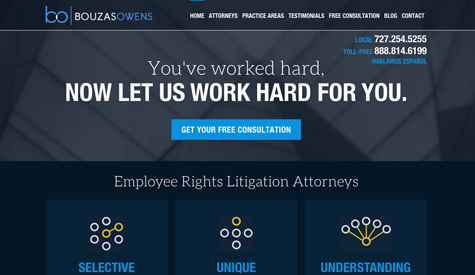 Best Law Firm Web Design Company