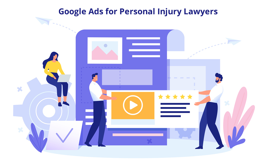 Google Ads for Injury Lawyers